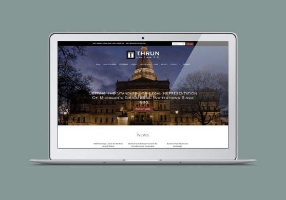 THRUN Homepage