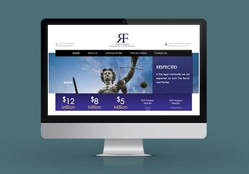 RF homepage