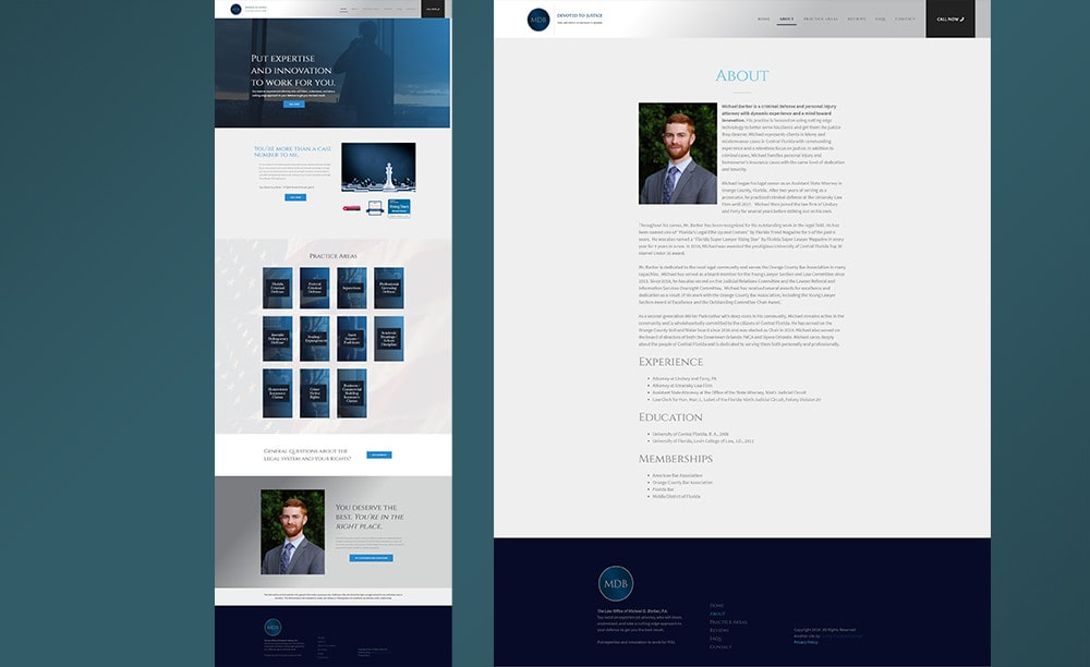 MDB-two-pages